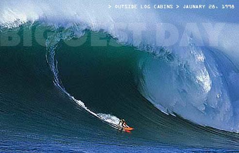 Ken Bradshaw Big Wave Pioneer