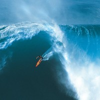 biggest wave surfed north shore oahu