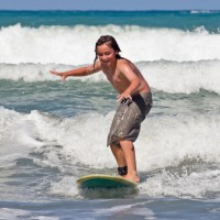 childrens surf lessons north shore oahu