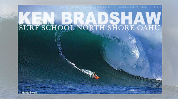 Ken Bradshaw Hawaiian Surf School